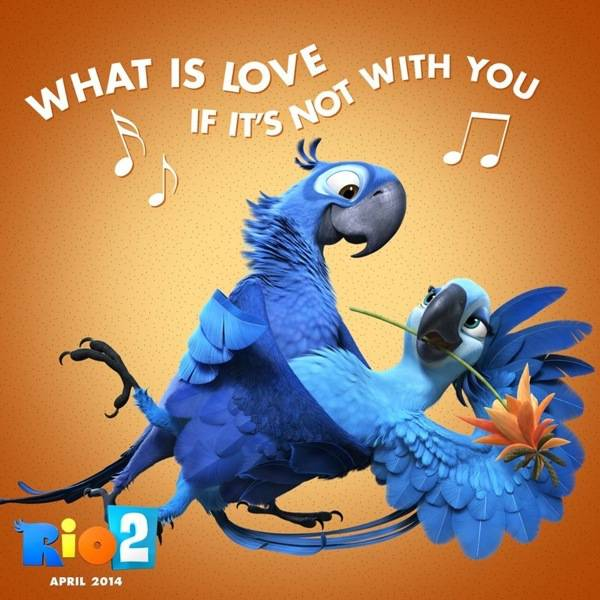 #Rio2 #Movie #spon