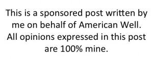 #AmericanWell #AD