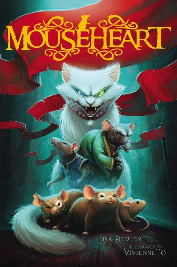 #Mouseheart #Book #Giveaway #win #spon