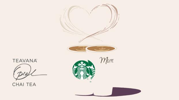 #MothersDay #TeavanaOprahChai #Starbucks #MC #sponsored