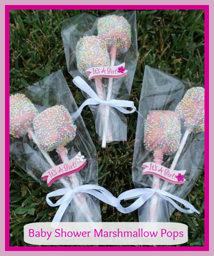 #BabyShower #SweetTreatTeam #WiltonSweetTreats #Marshmallow #ad