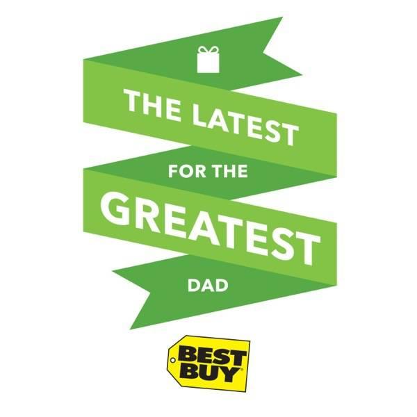 #GreatestDad #BestBuy #ad