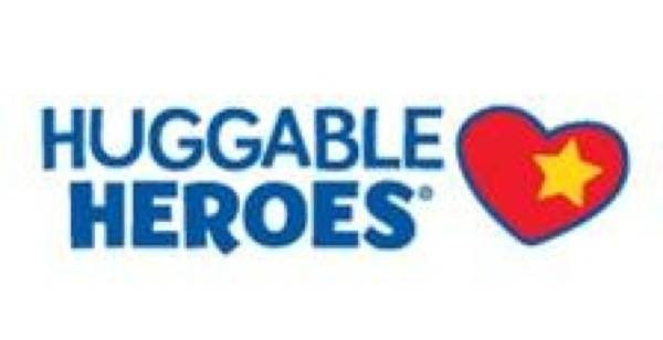 #HuggableHeroes #babwUSOthanks #spon