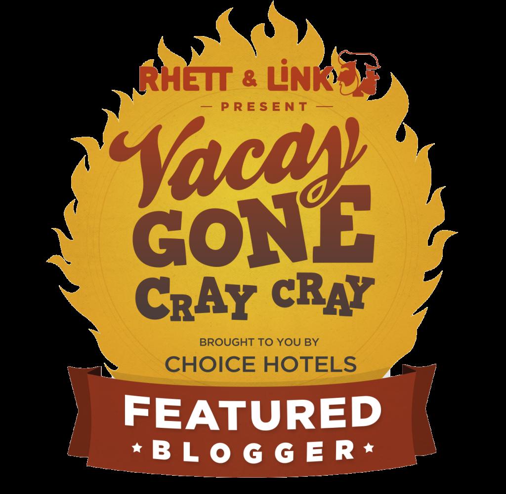 #VacayGoneCrayCray #Travel #ad