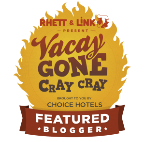 #VacayGoneCrayCray #Travel #ad
