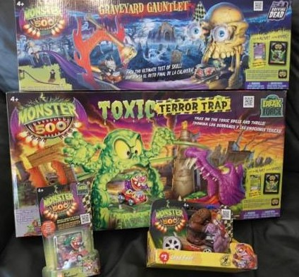#Monster500 #Toys #ad