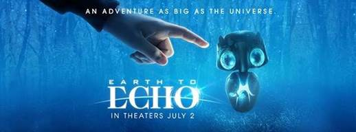 #EarthToEcho #Movie #Giveaway #ad