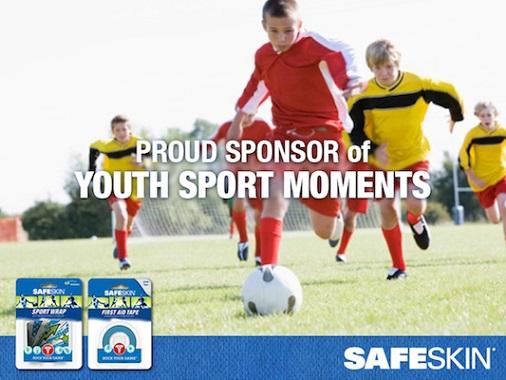 #SafeSkinSports #SoccerMom #ad