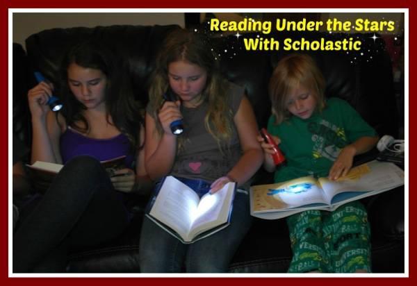 #SummerReading #Scholastic #ad