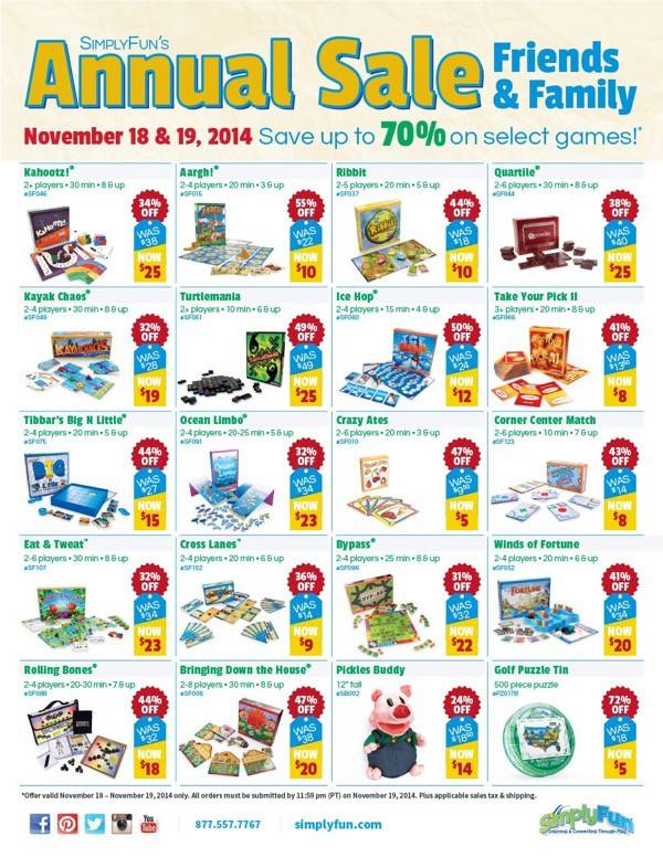 #SimplyFun #Holiday #ad