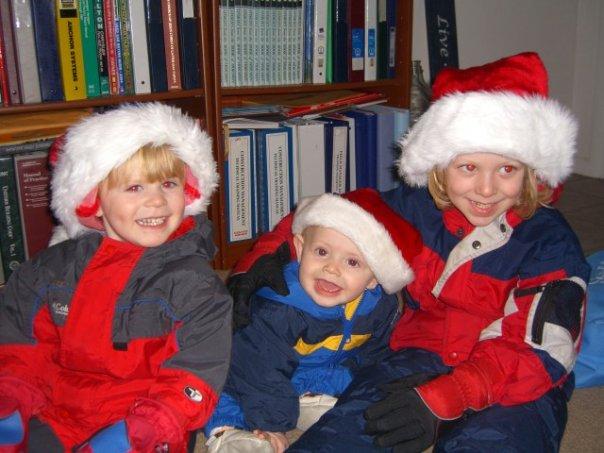 Boys Christmas Holiday