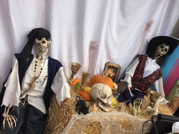 #PumpkinsOnThePier #PismoBeach #Halloween #CentralCoast