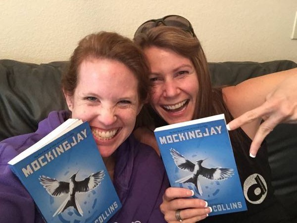 #Mockingjay #BookClub #MC #sponsored