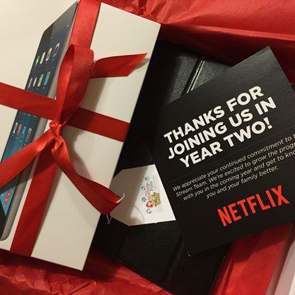 #Netflix #StreamTeam #ad