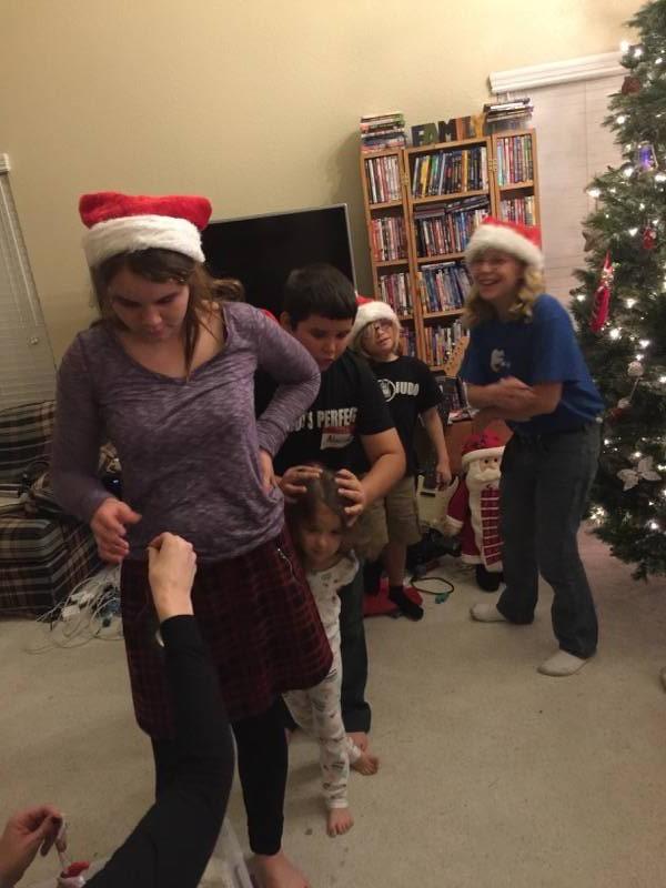 #Christmas #Holidays #HolidayFun #OurBigFamily