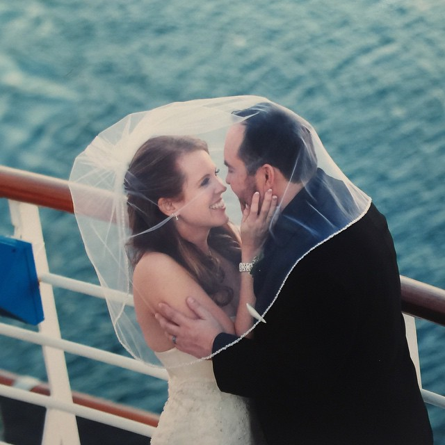 #FrankAndShannon #Wedding #Cruising