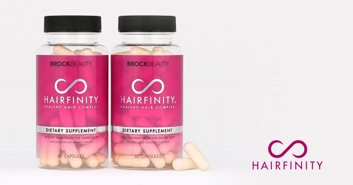 #HairfinityStyle #beauty #BBloggers #ad