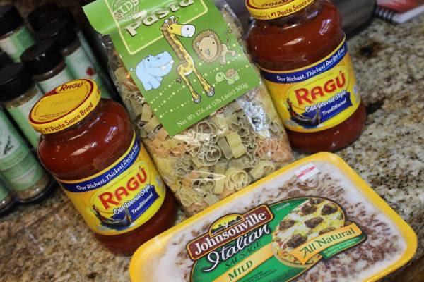 #Johnsonville #Pasta #Recipe #Foodie #FamilyFood #OurBigFamily #ad