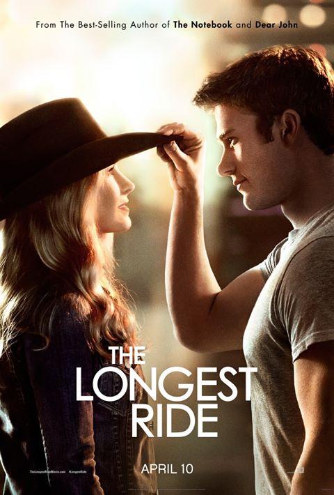 #LongestRide #Movie #Giveaway #ad