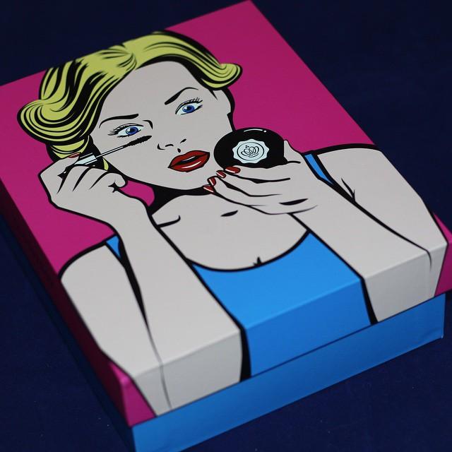#Glossybox #Makeup #Beauty #BBloggers