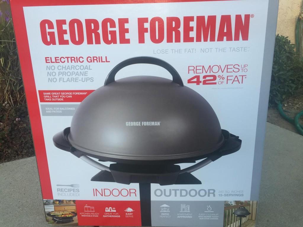 George Foreman 1