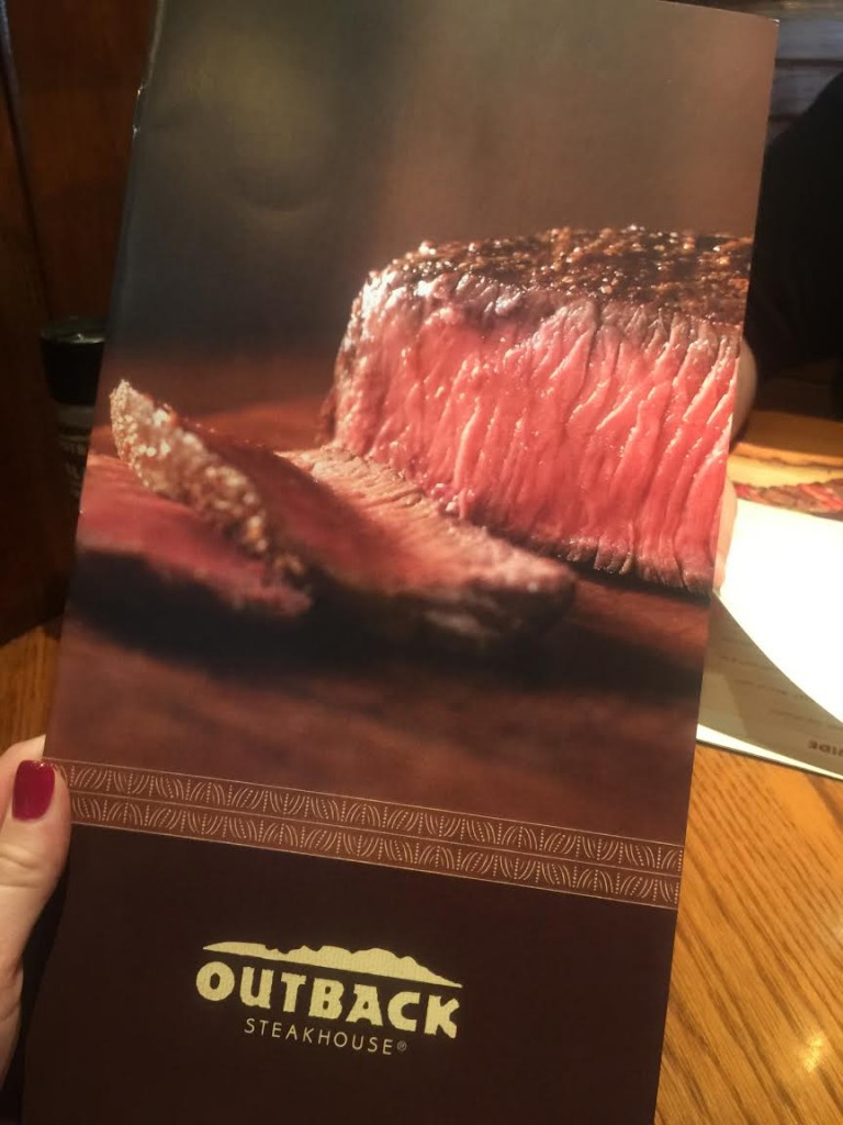 #OutbackSteakhouse #Foodie #ad