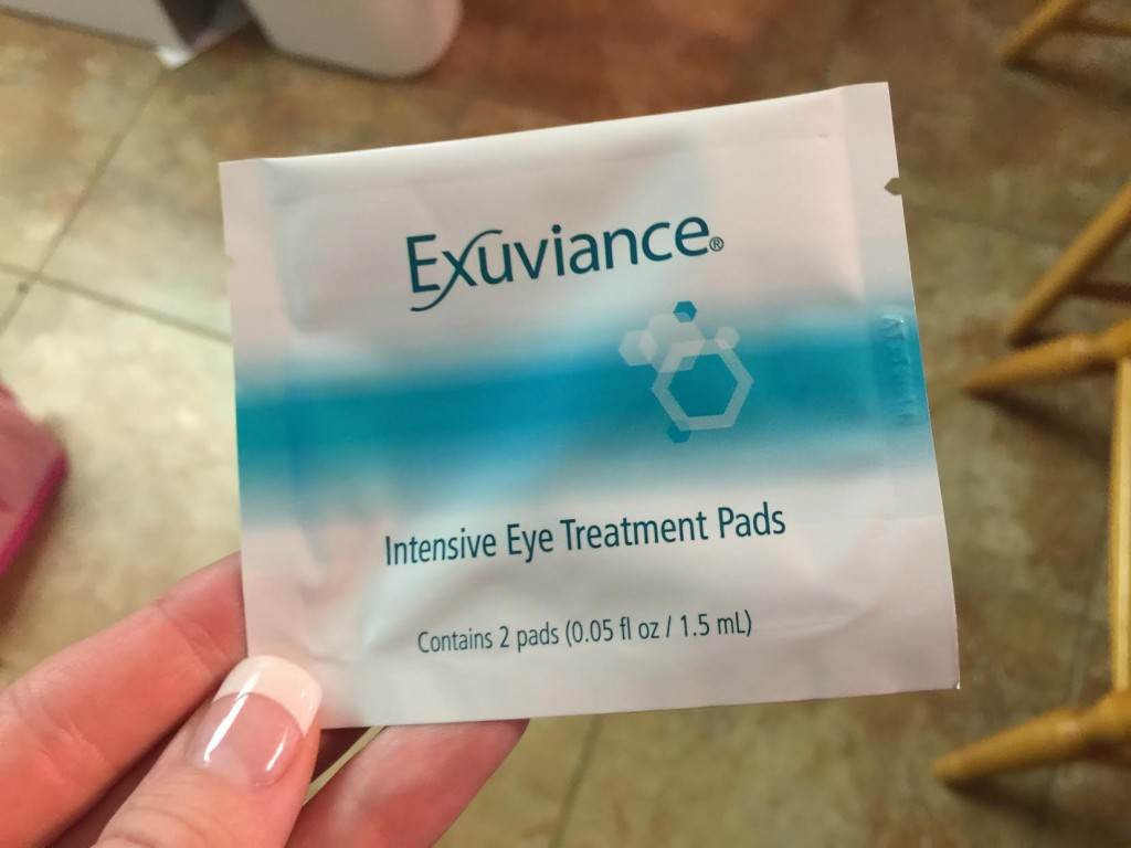 #Exuviance #Pampering #Beauty #BBloggers #ad