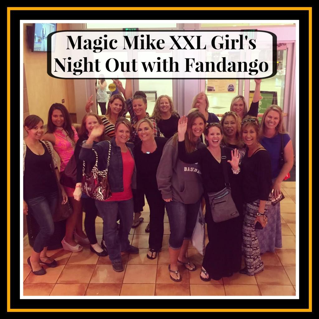 #MagicMikeXXL #Fandango #GNO #ad
