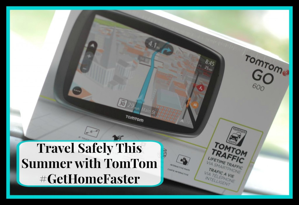 #TomTom #Travel #GetHomeFaster #ad