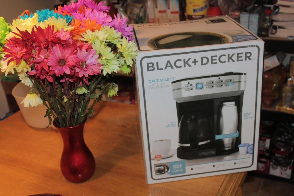 #BlackDecker #Kitchen #foodie #coffee #ad