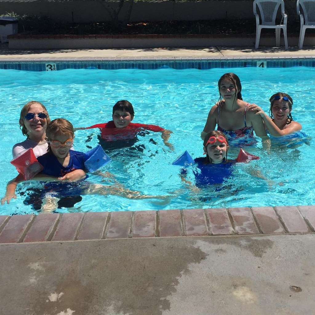 #WeveGotYouCovered #BlueLizardSun #Swimming #Summer #ad