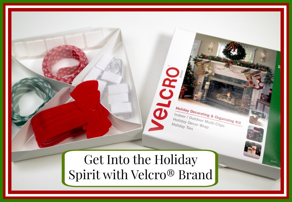 #Velcro #Holiday #organization #holidaygiftguide #ad