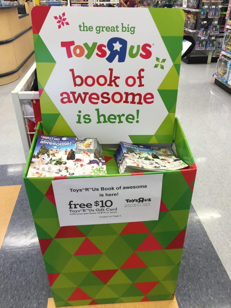 #AwesomeMoment #ToysRUs #Holidays #HolidayGiftGuide #ad