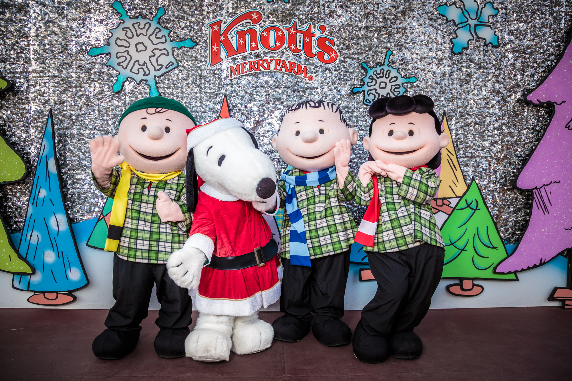 #Knotts #MerryFarm #Holidays #HolidayFun #Travel #ad