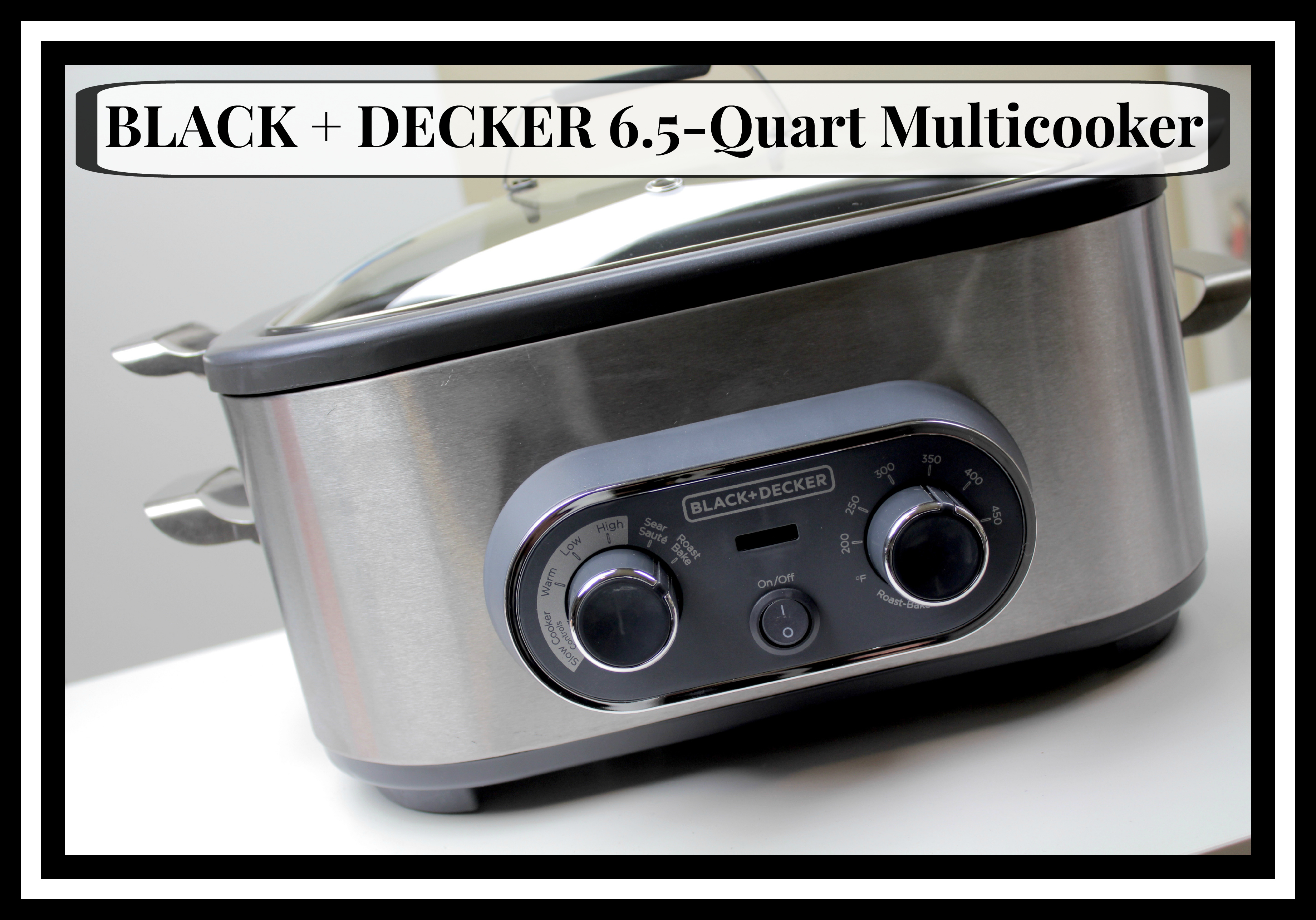 #BlackDecker #Home #FamilyFood #Recipe #ad