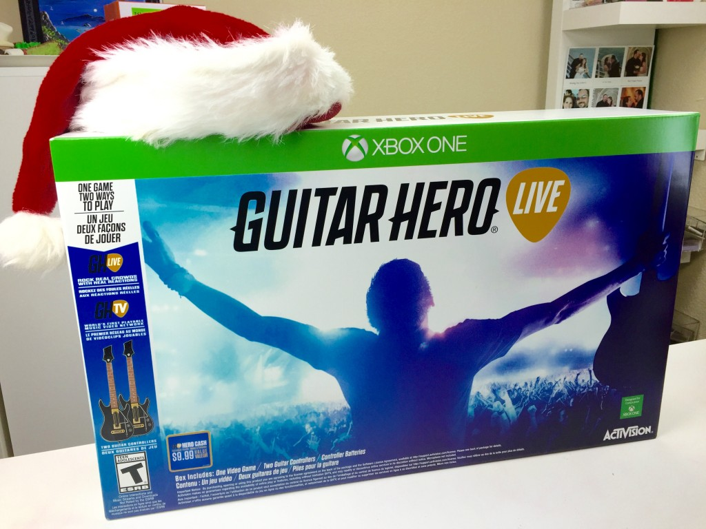 #GuitarHeroLive #Technology #Gamer #Games #HolidayGiftGuide #ad