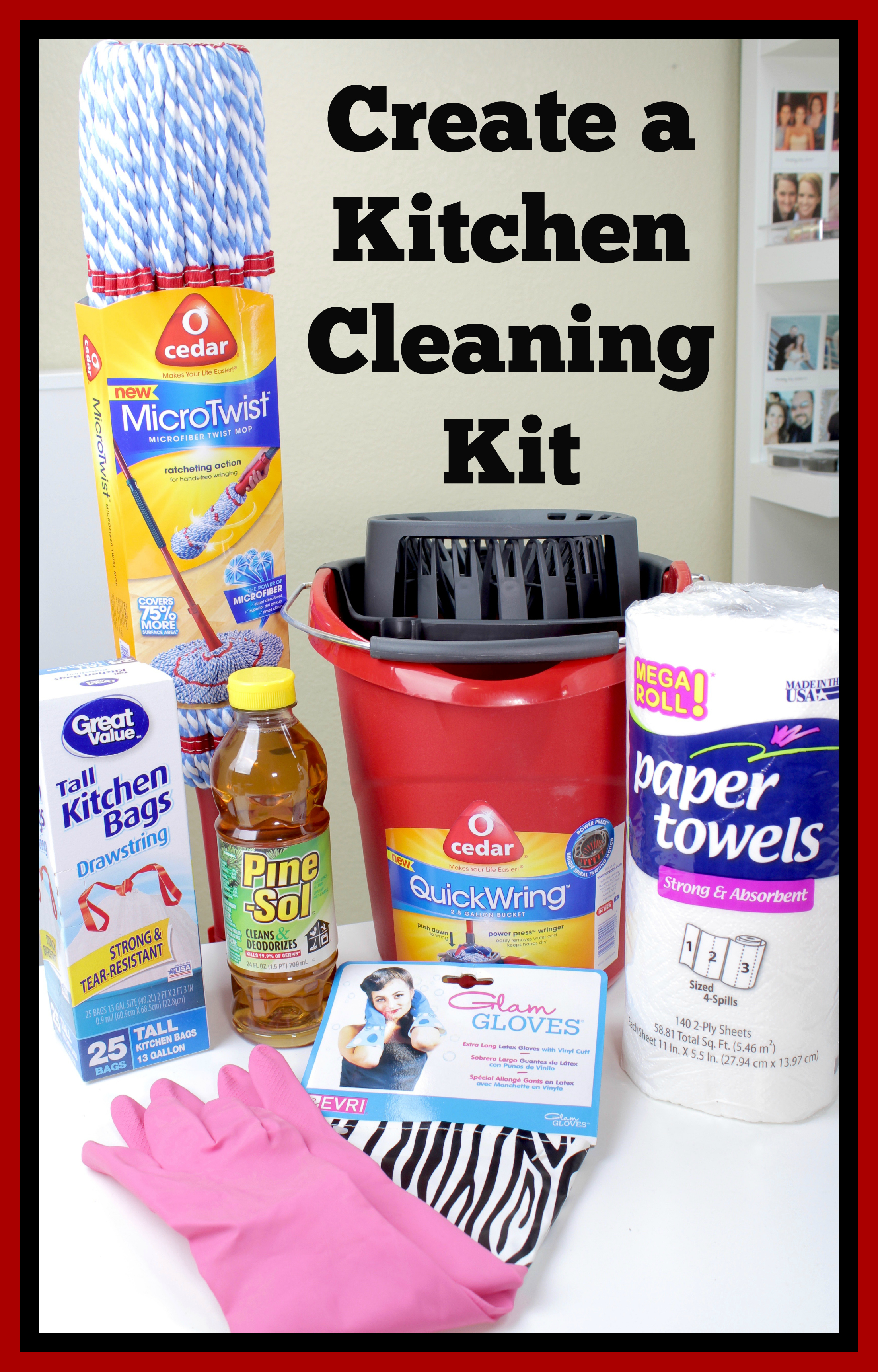 #DoTheMicroTwist #DIY #Cleaning #ad