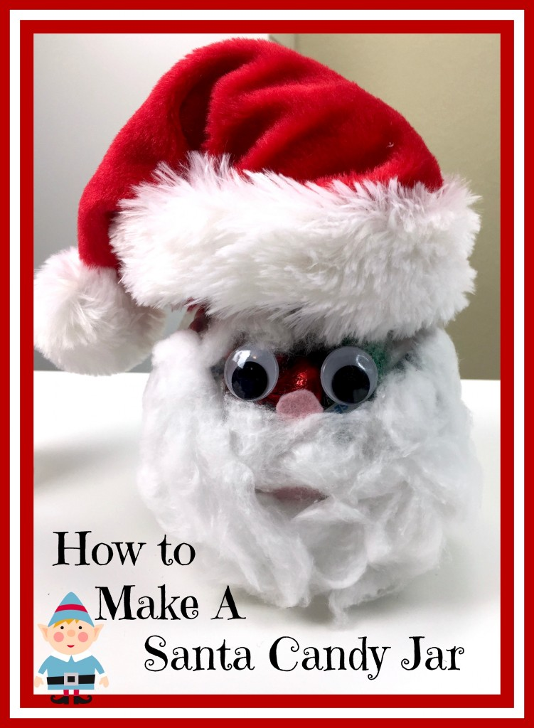 #Santa #Holidays #DIY #Crafts #HolidayFun