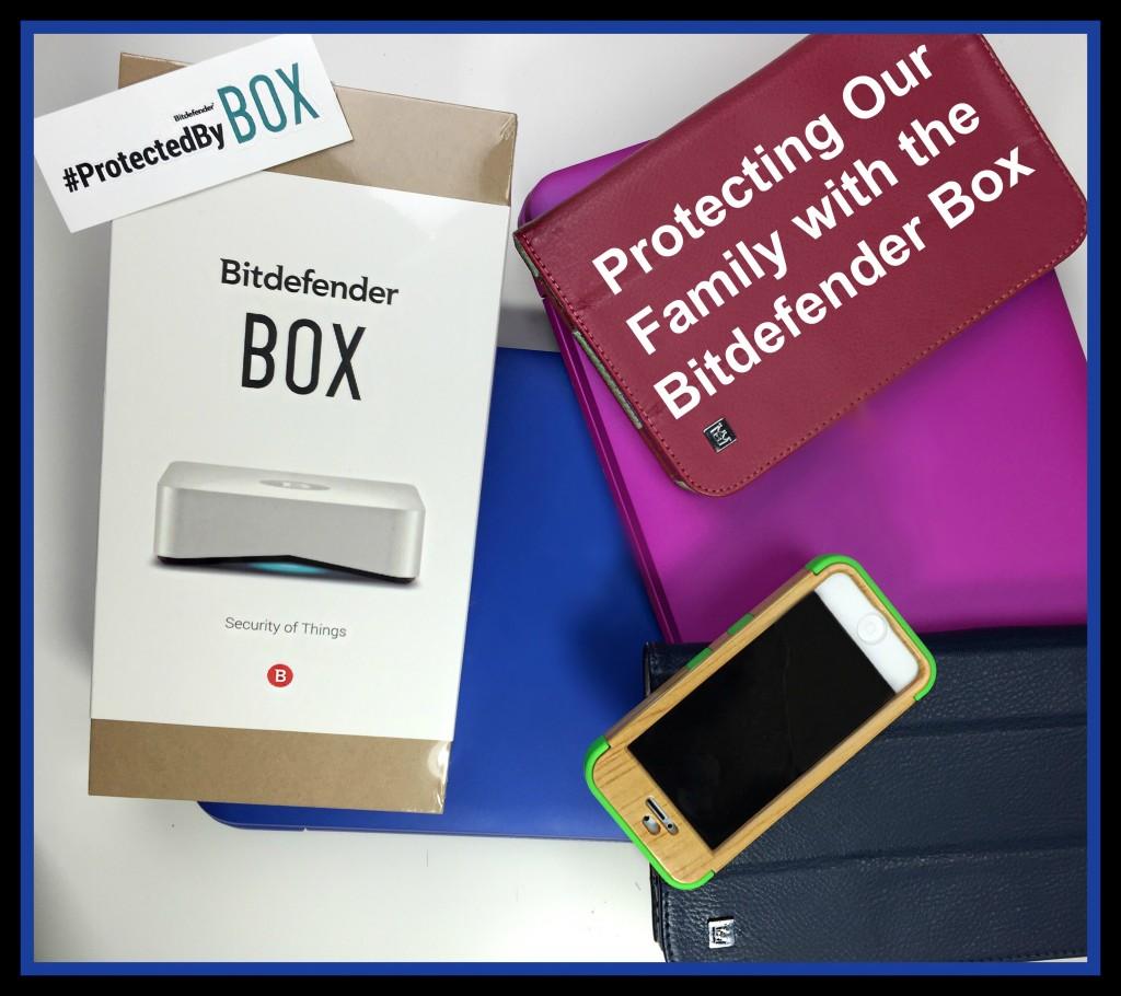 #BitdefenderBOX #ProtectedbyBOX #Technology #ad