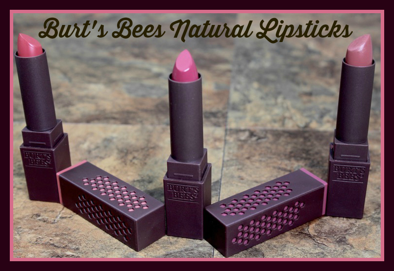 #NewFromBurts #Makeup #Beauty #Lipstick #ad