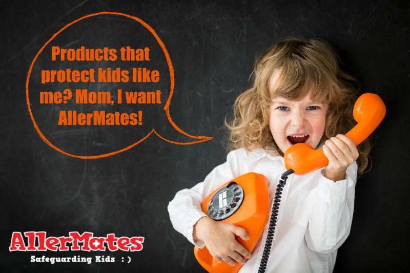 #AllerMates #FoodAllergies #KidsWithFoodAllergies #ad