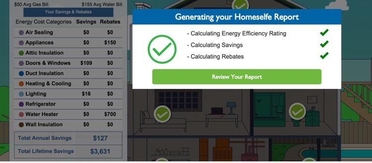 #Homeselfe #Savings #ad