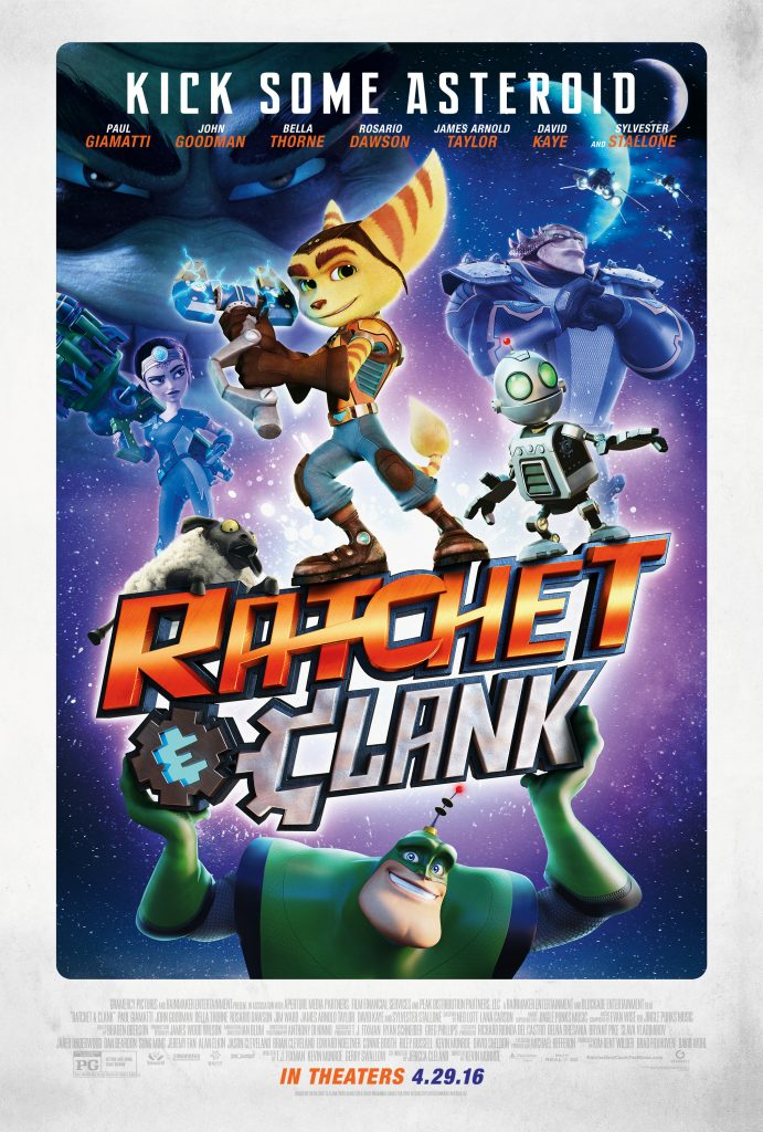 #RatchetClank #Movies #ad