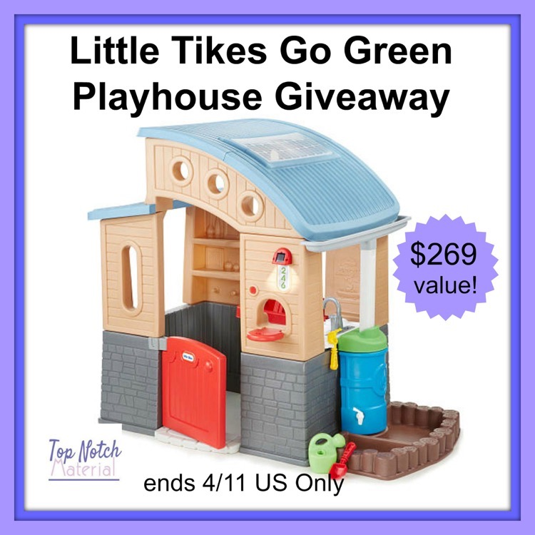 #LittleTikes #Giveaway #ad