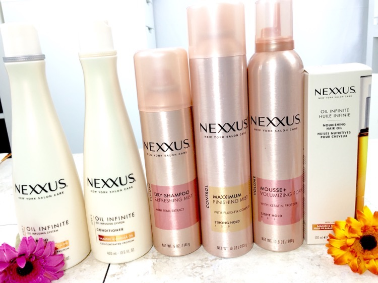 #Nexxus #beauty #Hair #IC #ad