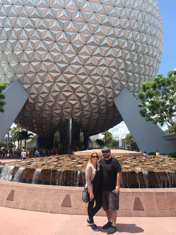 #Disney #Epcot #Travel #Orlando #Florida #ad