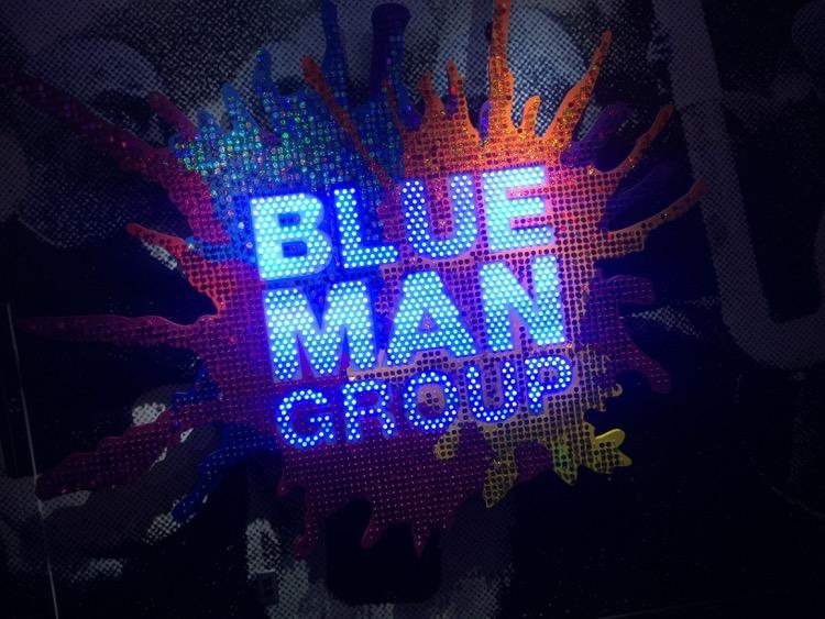 #DareToLive #BlueManGroup #travel #ad