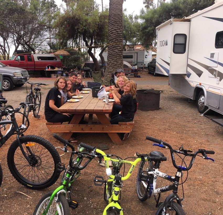 #Camping #RV #RVing #Travel #FamilyTravel #FamilyFun #Refugio #CentralCoast