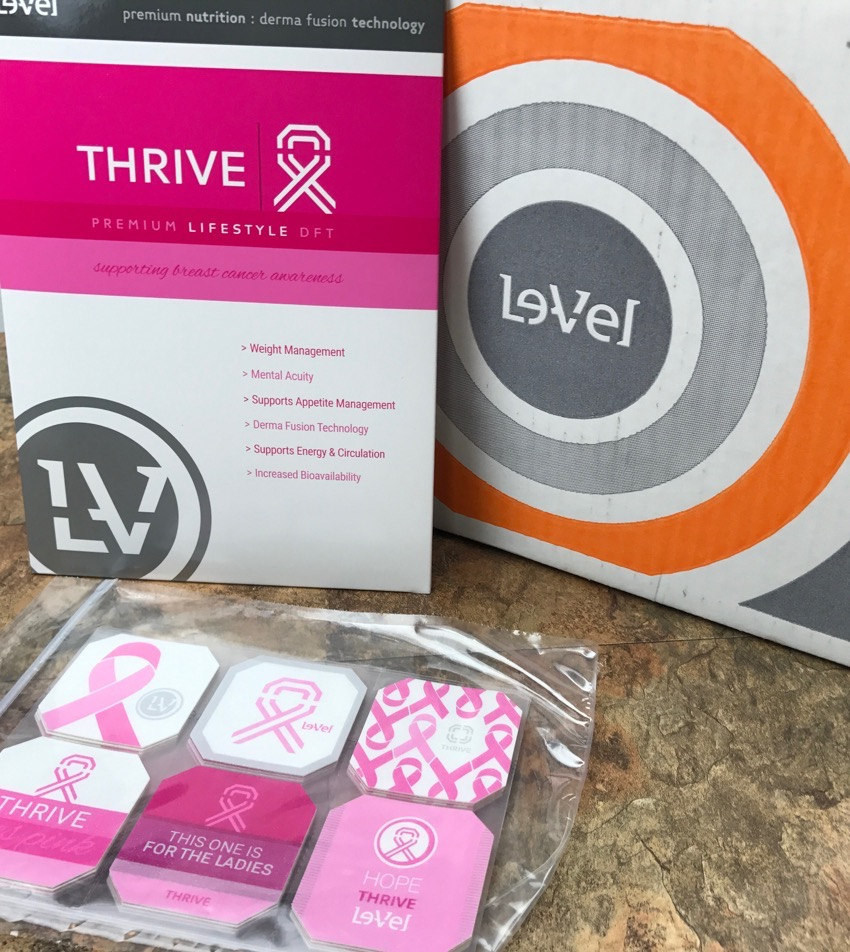 #LeVel #Thrive #T2B #health #ad