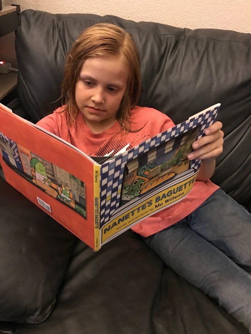 #MoWillems #NanettesBaguette #books #ambassador #ad